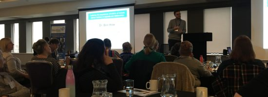 Supporting Male Victims of Domestic Abuse – Mankind Initiative Conference 2019